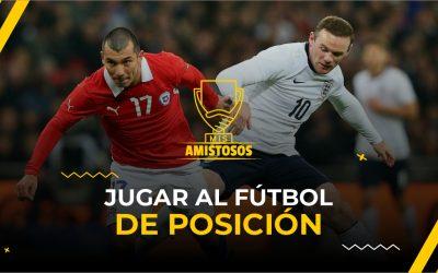 Jugar al fútbol de posición